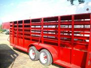 24' Livestock Trailer