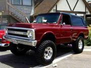 Chevrolet K-5 Blazer 1968-1973