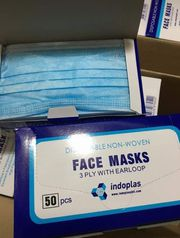 3Ply Disposable Surgical Face Mask For Sale